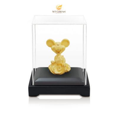 Điểm danh những mẫu quà tặng vàng năm Canh Tý hợp nhất phong thủy (2)