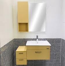Lưu ý khi mua gương tủ gỗ nhựa cho phòng tắm gia đình.