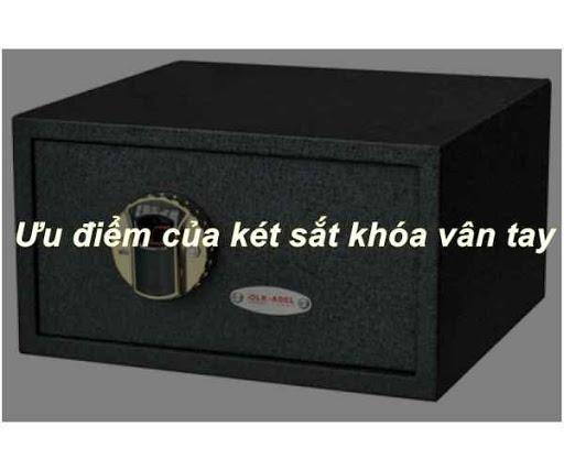 Đánh giá ưu nhược điểm của két sắt vân tay Hòa Phát (2)